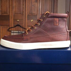 Polo by Ralph Lauren Tavis Leather Sneaker